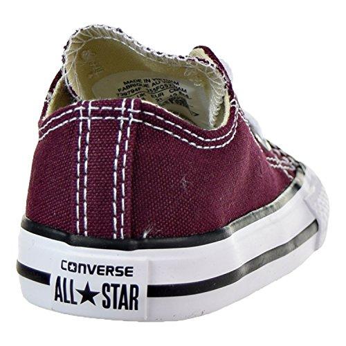 All Converse Chuck Mode Burgunderfarben Neon Baskets Star Wash Taylor Mixte Enfant Ox BrEwdr