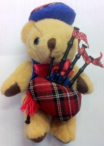 Beeline Scottish Gift'S Scottish Musical Teddy Bear UK (Teddy Bear Gifts Uk)