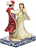 Jim Shore Disney Traditions by Enesco Snow White and Prince Wedding Figurine