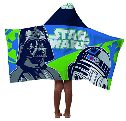 Jay Franco Star Wars Classic Hooded Cape Cotton Towel
