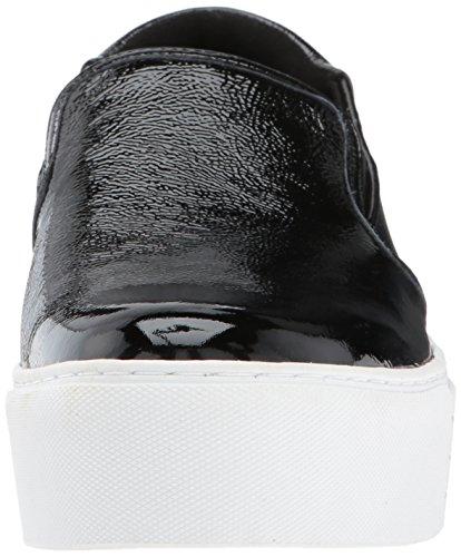 Fashion Kenneth Cole Slip Black Platform Sneaker York Joanie Women's New p0rqWp
