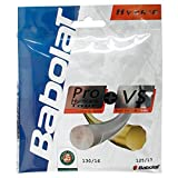 Babolat Pro Hurricane Tour + VS Hybrid (Poly/Natural Gut Combo) Tennis Racquet String Sets – in Multi-Packs – Best for Comfort, Control, and Durability (2-4-6-8-Packs)