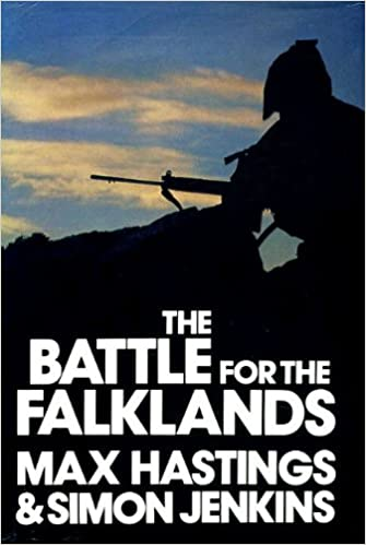 Book The Battle for the Falklands