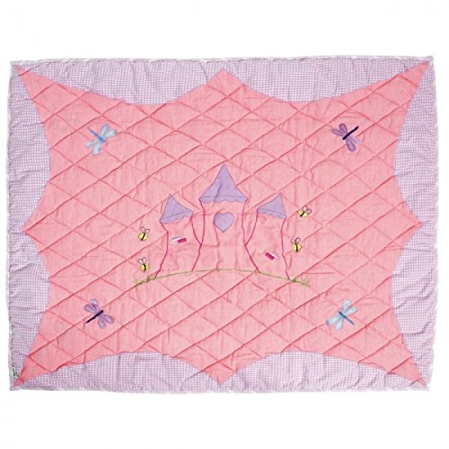 Win Green - Prinzessin - Bodendecke - Groß - Floor Quilt - Large Princess Castle