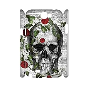 lintao diy case Of Artistic Skull Customized Hard Case For Samsung Galaxy Note 2 N7100