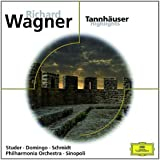 Tannhaeuser (Qs) [Import allemand]