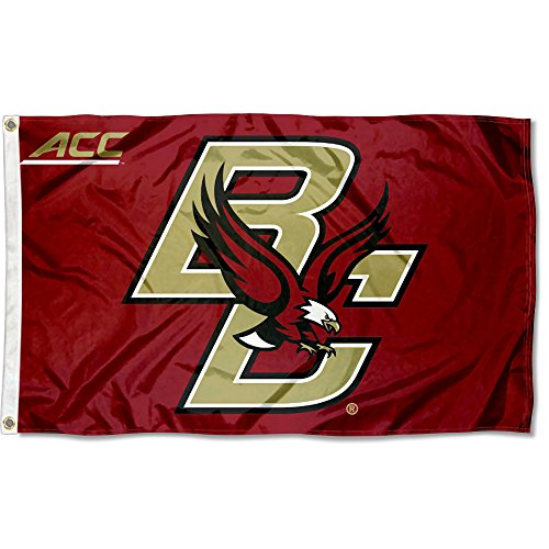 Boston College Eagles ACC Flag