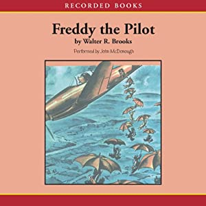 Freddy the Pilot Audiobook