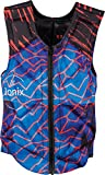 Ronix Party NCGA Impact Vest Blue/Lightning (2018)-medium