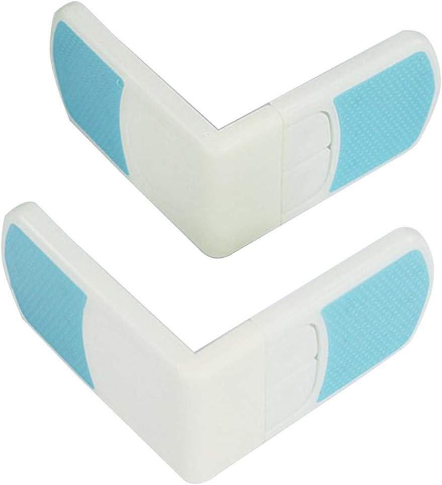 5Pcs Plástico De Seguridad Bloqueo De La Protección Infantil, La Puerta del Gabinete Cajones del Refrigerador Aseo Bloqueadores De Los Niños del Cuidado del Bebé De Seguridad Cerraduras De La Correa