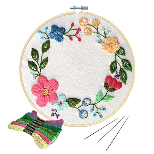 range embroidery starter kit