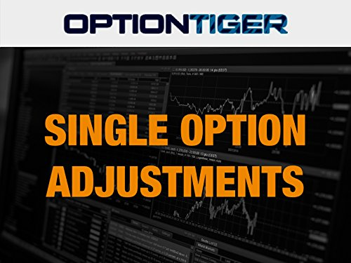 Single Option Adjustments