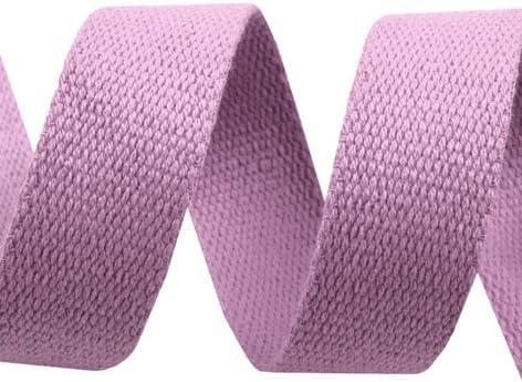 1 M cinta de algodón de 30 mm de colour lila para bolsillos laterales para el cinturón de seguridad + cinturón de algodón con el cinturón de seguridad de la cinta: Amazon.es: Hogar