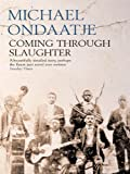 Front cover for the book Coming Through Slaughter by Michael Ondaatje