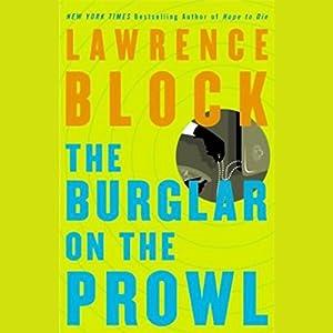 Burglar on the Prowl Audiobook