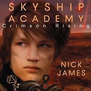 Crimson Rising Audiobook