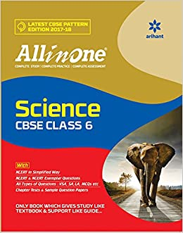 SCIENCE BOOK FOR CLASS 6 EPUB
