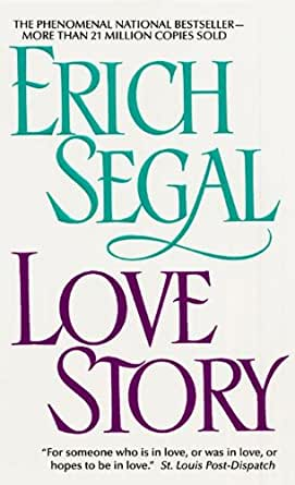 Image result for erich segal love story