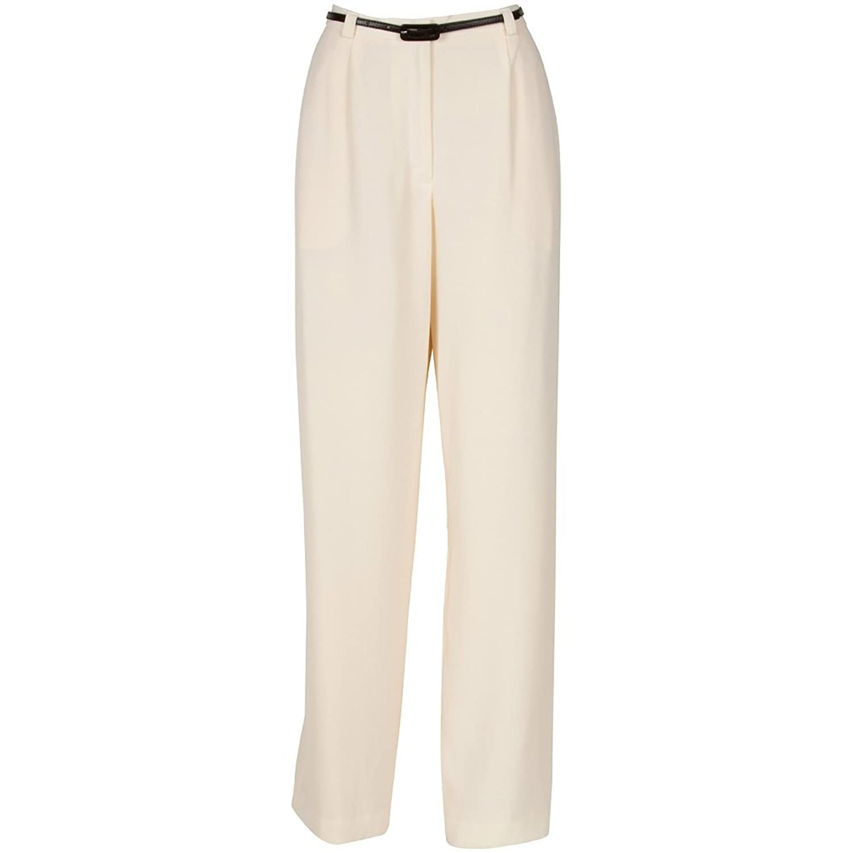 Norton Mcnaughton MAOXMSZ5 Beige Women Casual Pants