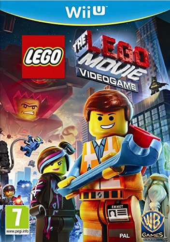 THE LEGO MOVIE : VIDEOGAME (Nintendo Wii U)