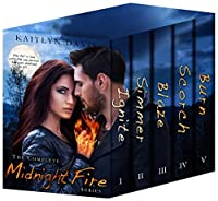The Complete Midnight Fire Series by Kaitlyn Davis ebook deal