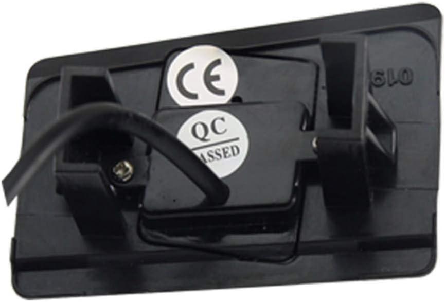 HD 720p Rear View Back Up Reverse Parking Camera in License Plate Waterproof Night Version NTSC for Suzuki Kizashi 2011-2014