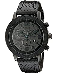 Drive from Citizen Eco-Drive Mens Chronograph Watch with Date, AT2205-01E