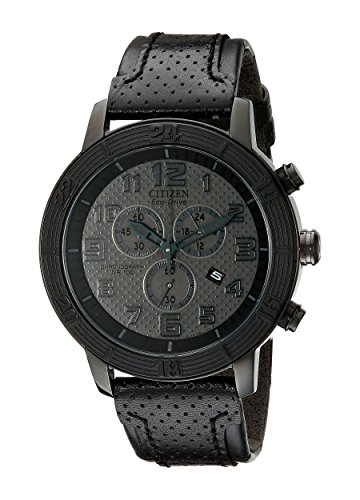 Drive from Citizen Eco-Drive Men's Chronograph Watch with Date, AT2205-01E - Master Ladies Diamond Watch