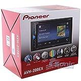 Pioneer Multimedia Bluetooth DVD Receiver
