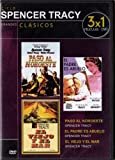 Paso Al Noroeste (Northwest Passage (Book I - Rogers' Rangers)) (1940) / El Padre Es Abuelo (Father's Little Dividend) (1951) / El Viejo Y El Mar (The Old Man And The Sea) (1958) 3 Movie On 1 Dvd (Non Us Format) (Region 2) (Import)