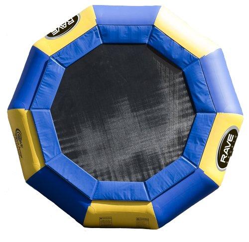 RAVE Sports Aqua Jump Eclipse 15' Water Trampoline
