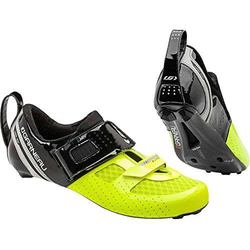 予防接種航海のスペース(ルイスガーナー) Louis Garneau メンズ 自転車 シューズ?靴 Louis Garneau Tri X-Lite II Cycling Shoes [並行輸入品]