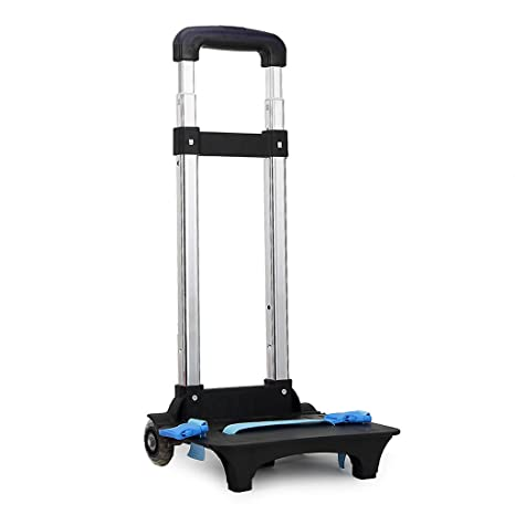 Trolley para Mochila - Carro Plegable de la Carretilla de la aleación de Aluminio de la