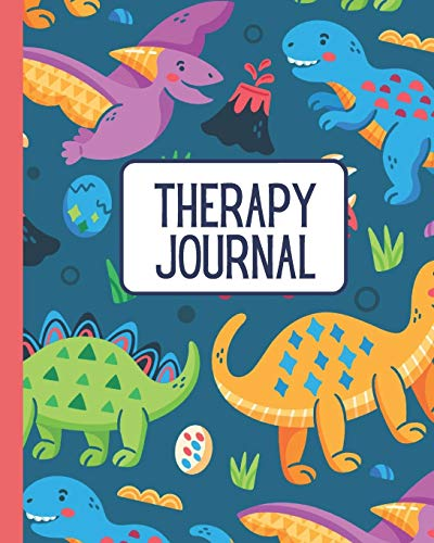 Therapy Journal: Kids Therapy Journal | 24 Week Planner for Parents to track Therapy Goals | Speech | Occupational | Physical Heartfelt Journals