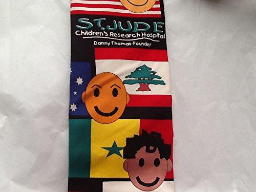 Faces of St Jude's Children's Hospital Necktie Face Necktie