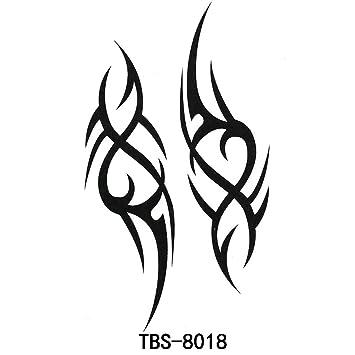 Etiqueta engomada del tatuaje totem character tattoo sticker TBS ...