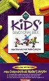 NIRV Kids' Devotional Bible, Joanne E. DeJonge and Zondervan Publishing Staff, 0310926572