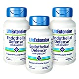Life Extension Endothelial Defense with GliSODin 60 Vegetarian Capsules - 3-Pak Discount