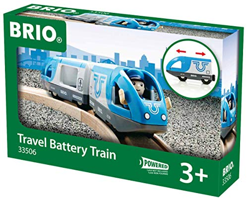BRIO Travel Battery Train ()