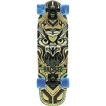"Landyachtz Dinghy Owl Complete Skateboard Cruiser - 8"" x 28.5"""