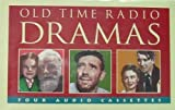 Old Time Radio Dramas/Audio Cassettes/the African Queen, the Glass Menagerie, It's a Wonderful Life, Miracle on 34th Street