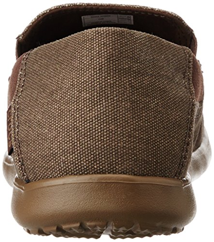 Marrone 2 Walnut Basse Espresso Sneaker Uomo Cruz M Santa Luxe Crocs qR6xP8wgE