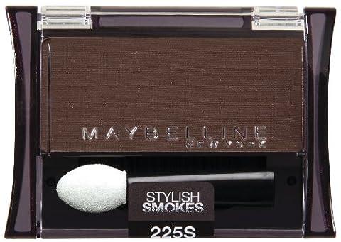 Maybelline New York Expert Wear Eyeshadow Singles, 225S Made for Mocha Stylish Smokes, 0.09 Ounce (Garnier Mocha)