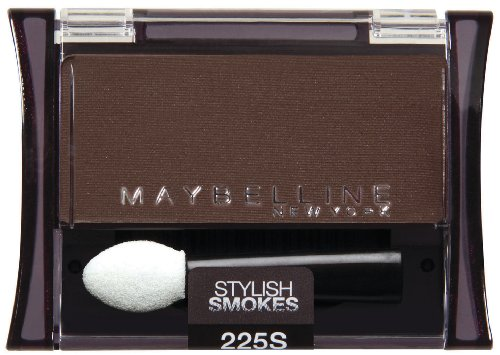 Maybelline New York Expert Wear célibataires de fard à paupières, 225S Made for Mocha Fume élégantes, 0,09 once