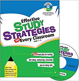Book Effective Study Stategies for Every Classroom by Jeanne R. Mach (2008-02-25)