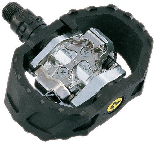 110 opinioni per Shimano PD-M424, Pedale per Mountain Bike, 1 paio, Nero