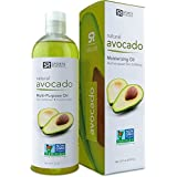 Pure Avocado Oil 16oz. Food grade100% Natural, Food Grade, and Non-GMO Verified. UV Resistant BPA free bottle - 100% Satisfaction Guarantee