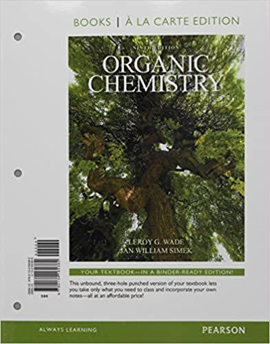 Amazon organic chemistry books a la carte edition 9th edition amazon organic chemistry books a la carte edition 9th edition 9780134160382 leroy g wade jan w simek books fandeluxe Gallery
