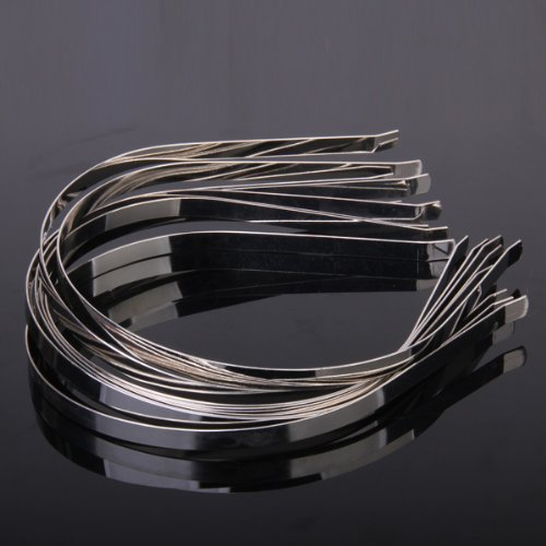 10Pcs Blank Headbands Metal Hair Band Lots DIY Accessories from TO_GeT For Beauty&Health Accessories TgT