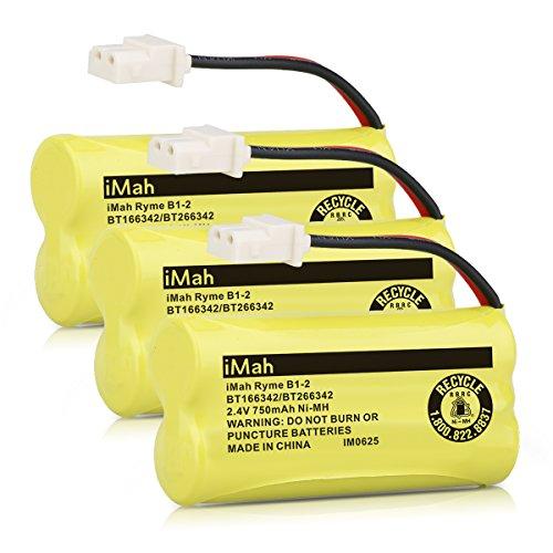 iMah BT166342 BT266342 Batteries Telephone product image
